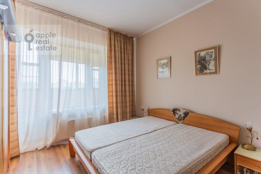 Спальня в 2-комнатной квартире по адресу Астраханский пер. 10/36с1