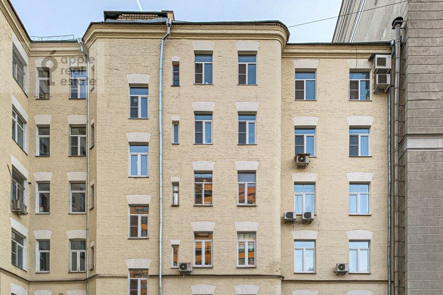 Фото дома 3-комнатной квартиры по адресу Смоленский бульвар 15