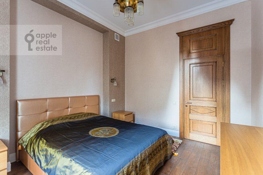 Спальня в 3-комнатной квартире по адресу Смоленский бульвар 15