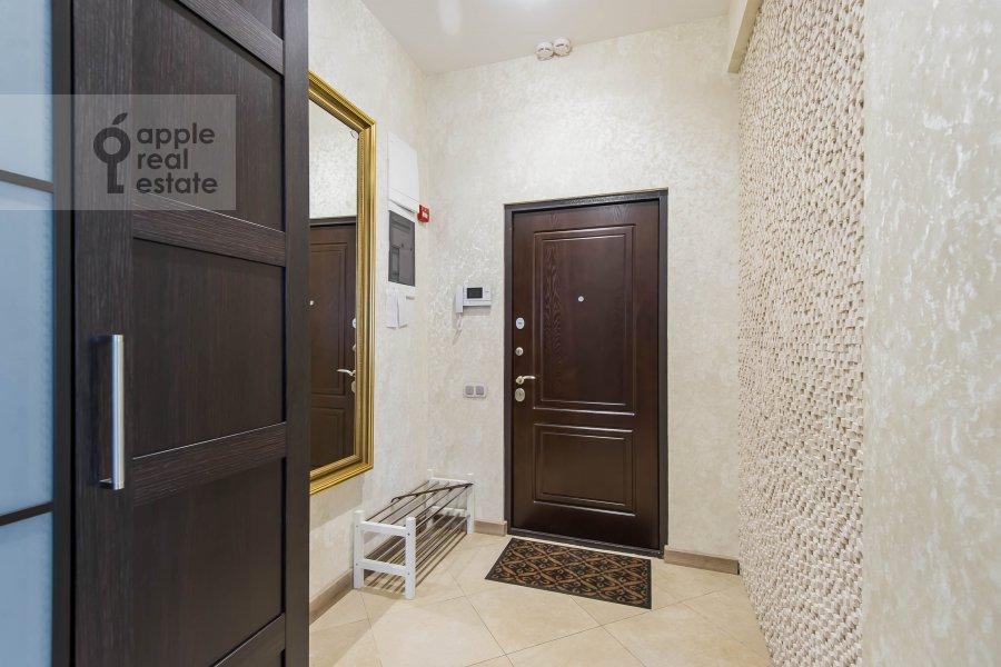 Corridor of the 3-room apartment at Lyusinovskiy 3-y per. 1S1