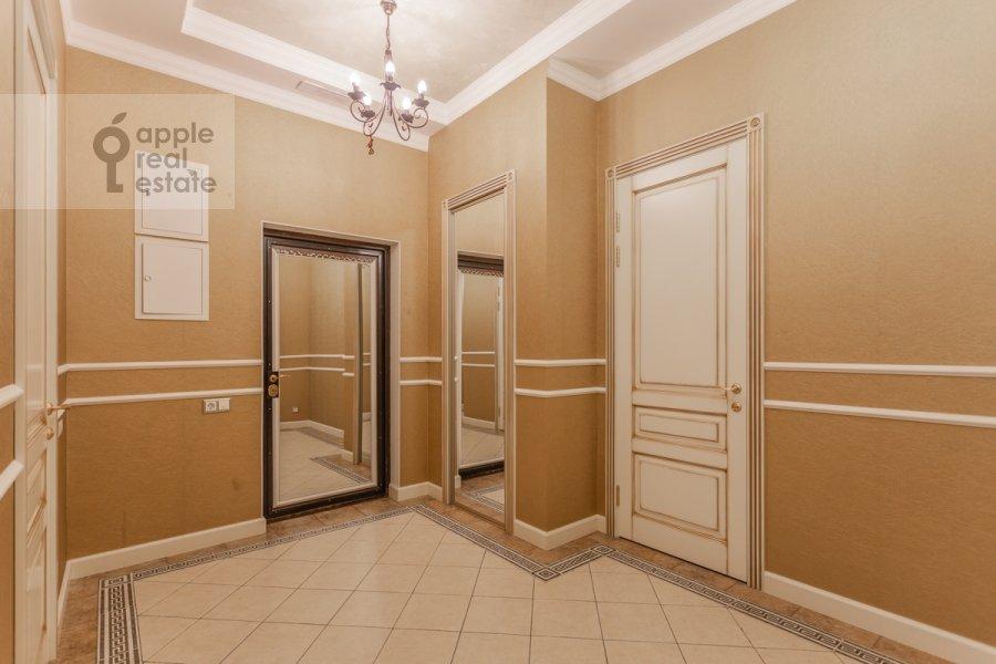 Коридор в 3-комнатной квартире по адресу Фадеева 4А