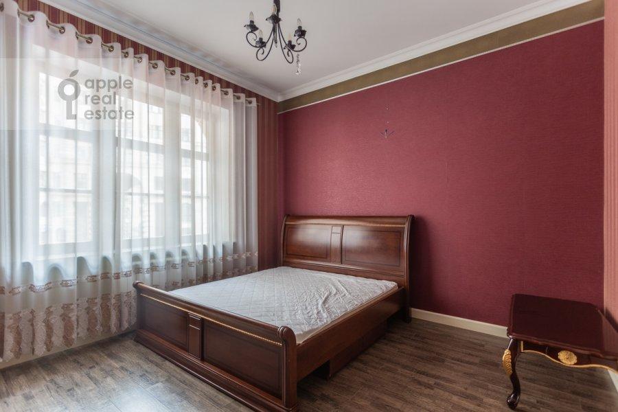 Спальня в 3-комнатной квартире по адресу Фадеева 4А