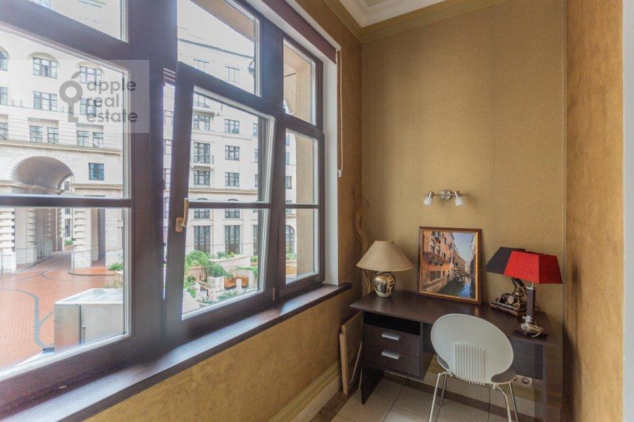 Балкон / Терраса / Лоджия в 3-комнатной квартире по адресу Фадеева 4А