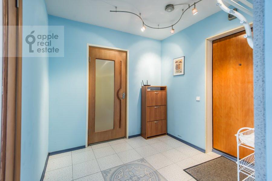 Corridor of the 2-room apartment at Monetchikovskiy 3-y per. 17