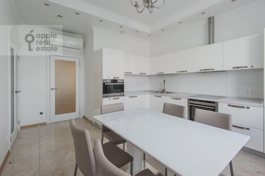 Kitchen of the 4-room apartment at Marshala Zhukova pr-t. 78