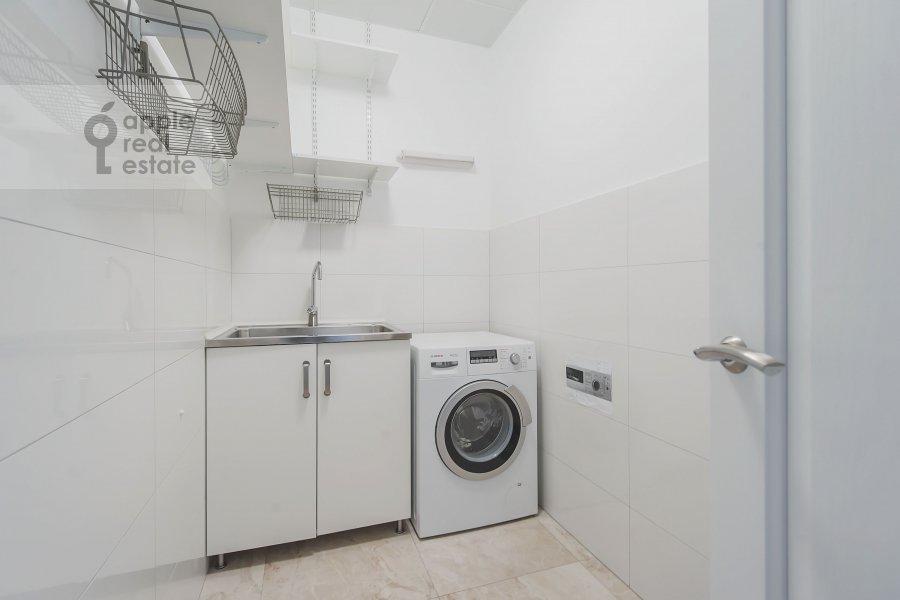 Walk-in closet / Laundry room / Storage room of the 4-room apartment at Marshala Zhukova pr-t. 78