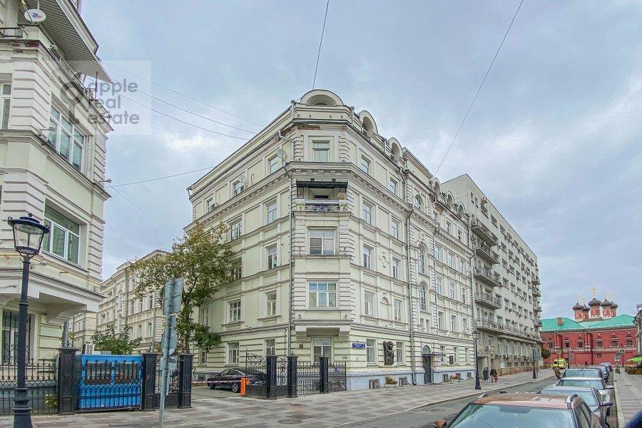 Фото дома 4-комнатной квартиры по адресу Петровский переулок 5с9