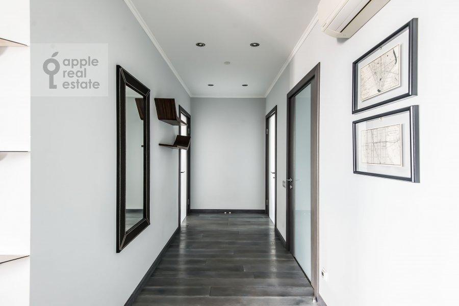 Corridor of the 3-room apartment at Khoroshevskoe sh. 16k1