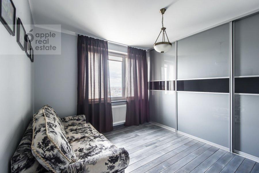 Children's room / Cabinet of the 3-room apartment at Khoroshevskoe sh. 16k1