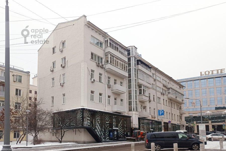 Фото дома 3-комнатной квартиры по адресу Новинский бульв. 1/2