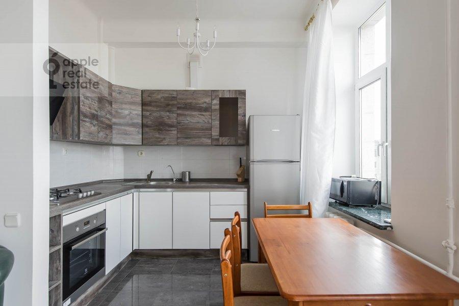 Kitchen of the 2-room apartment at Tverskaya ul. 8