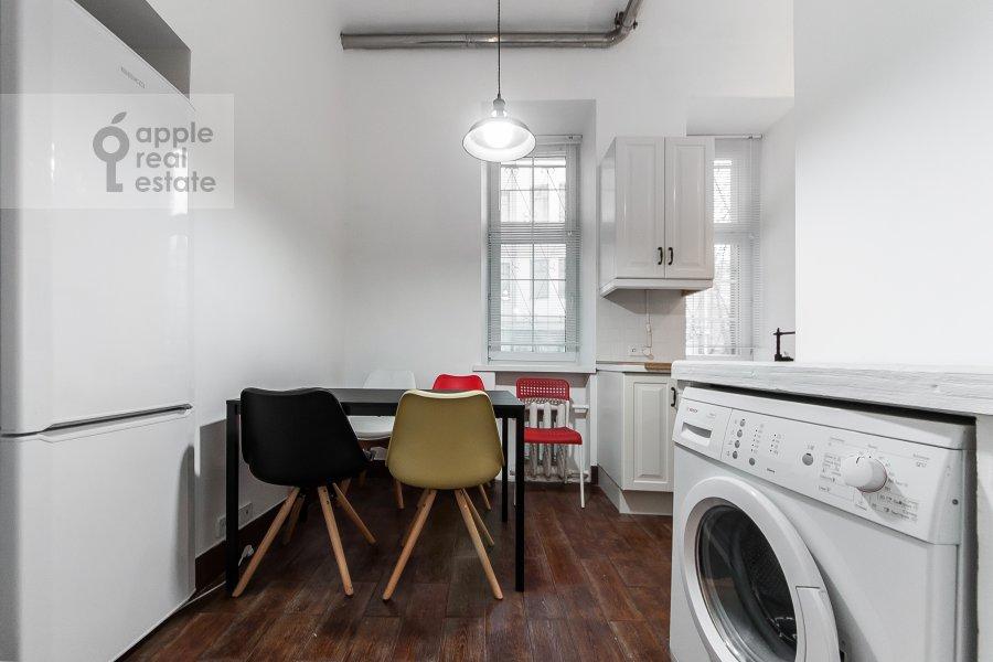 Кухня в 3-комнатной квартире по адресу Малый Козихинский пер. 12