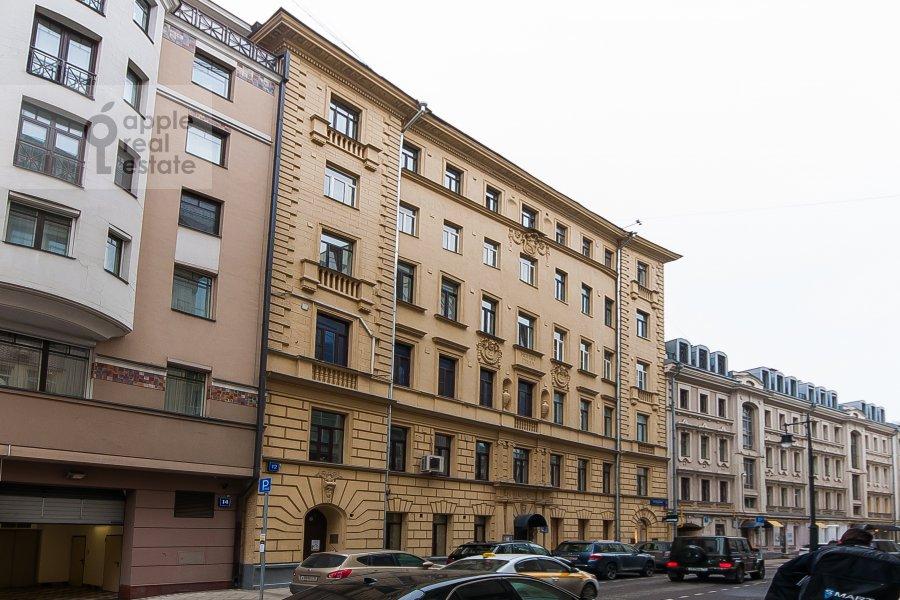 Фото дома 3-комнатной квартиры по адресу Малый Козихинский пер. 12
