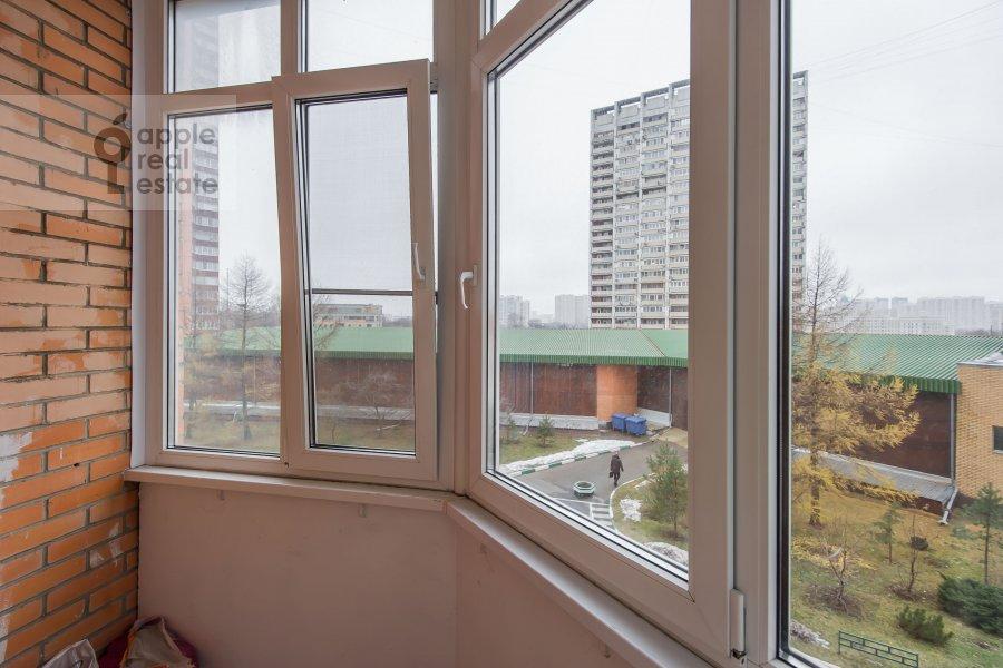 Балкон / Терраса / Лоджия в 6-комнатной квартире по адресу Лобачевского ул. 92к4