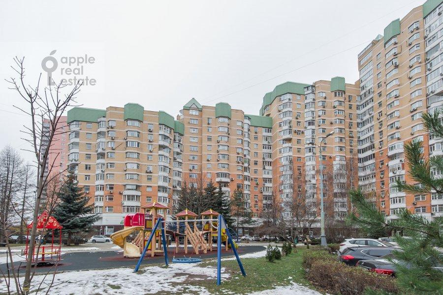 Фото дома 6-комнатной квартиры по адресу Лобачевского ул. 92к4