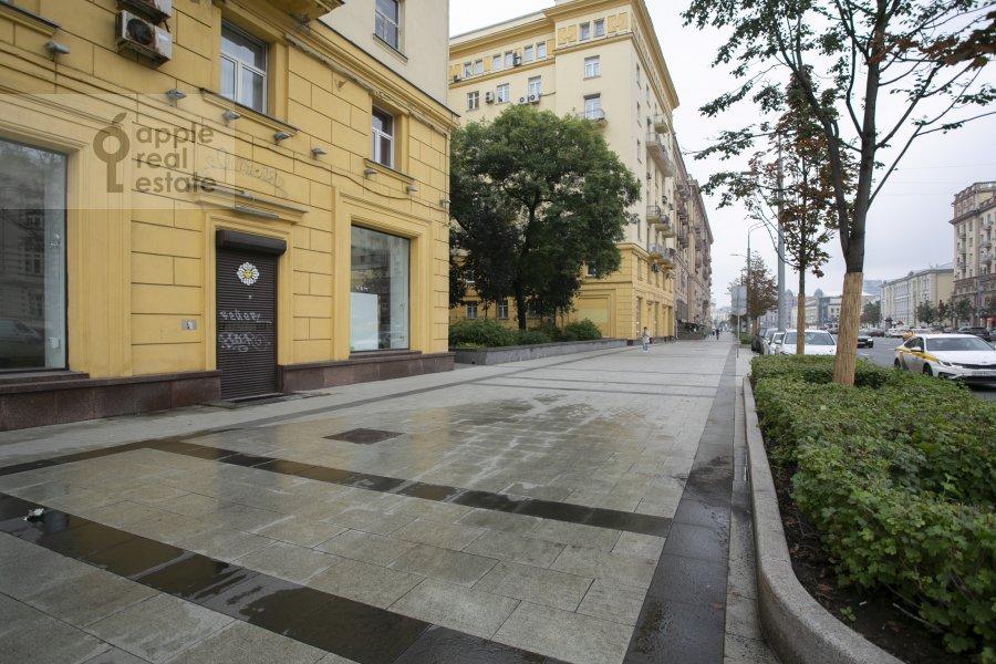 Фото дома 4-комнатной квартиры по адресу Садовая-Кудринская улица 14/16