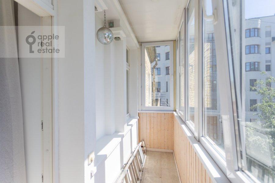 Балкон / Терраса / Лоджия в 3-комнатной квартире по адресу Филипповский пер. 16