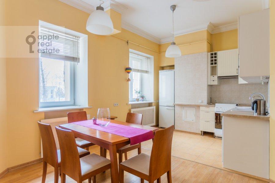 Кухня в 2-комнатной квартире по адресу Тараса Шевченко наб. 1