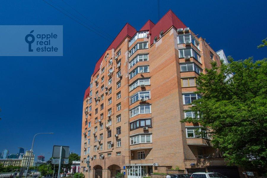 Фото дома 6-комнатной квартиры по адресу Саввинская наб. 7С3