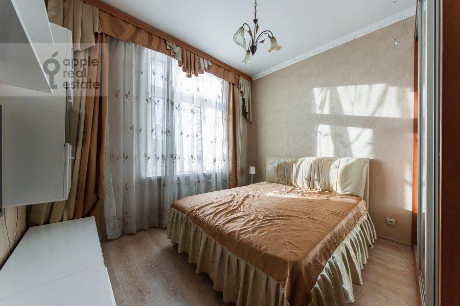 Гостиная в 2-комнатной квартире по адресу 2-ой Самотечный пер. 1