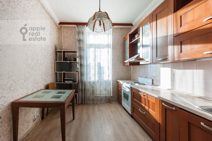 Кухня в 2-комнатной квартире по адресу 2-ой Самотечный пер. 1