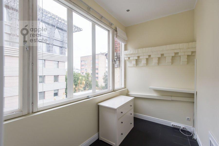 Balcony / Terrace / Loggia of the 5-room apartment at Malyy Levshinskiy pereulok 7