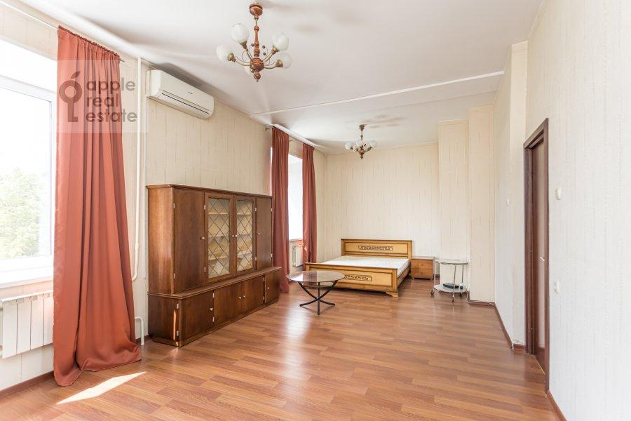 Спальня в 1-комнатной квартире по адресу Палиха ул. 7/9С4