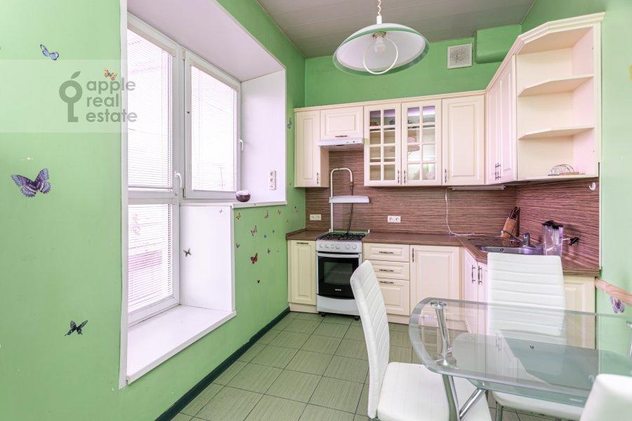 Кухня в 1-комнатной квартире по адресу Палиха ул. 7/9С4