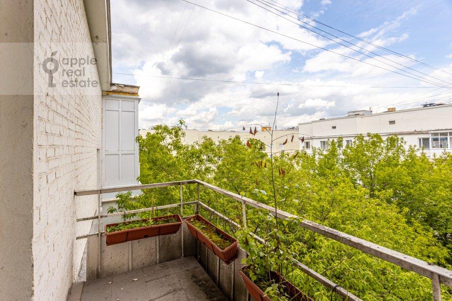 Балкон / Терраса / Лоджия в 1-комнатной квартире по адресу Палиха ул. 7/9С4