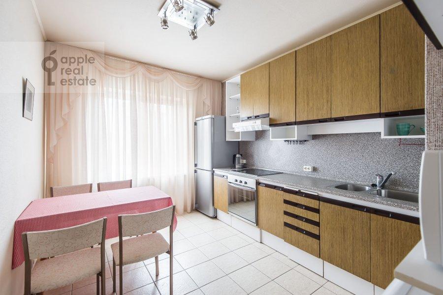 Кухня в 2-комнатной квартире по адресу Грузинская Большая ул. 39