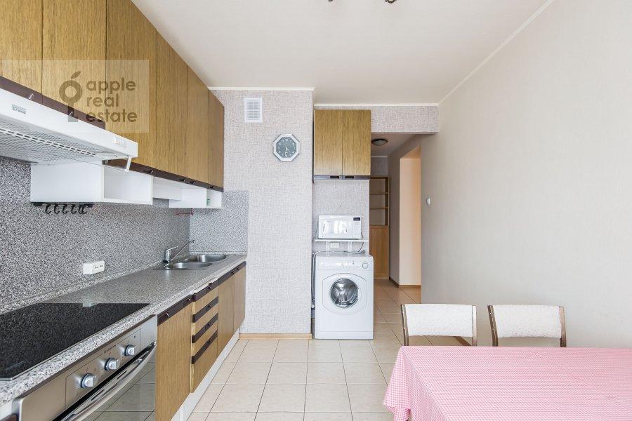 Kitchen of the 2-room apartment at Gruzinskaya Bol'shaya ul. 39