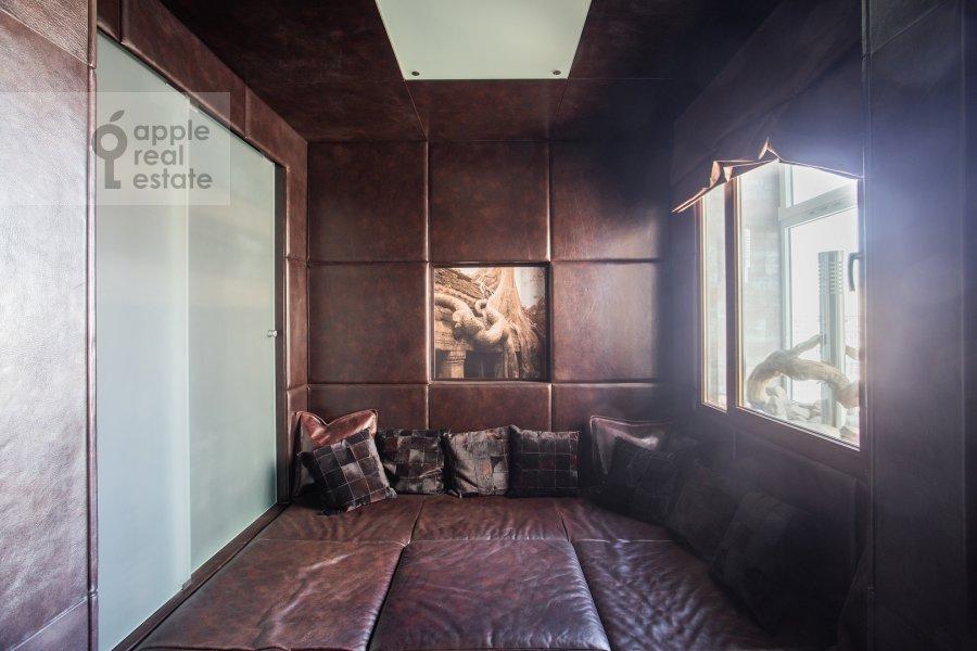 Спальня в 3-комнатной квартире по адресу Нахимовский пр-т. 56