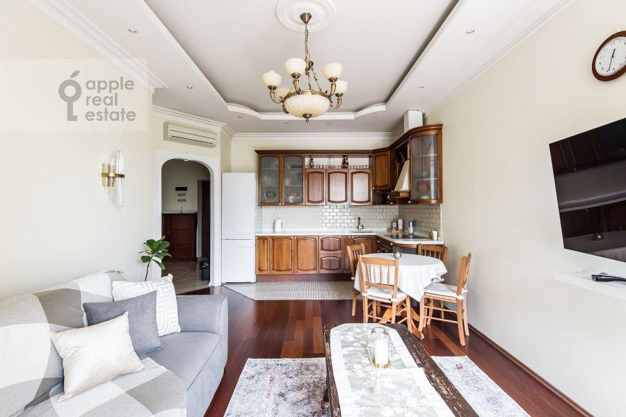 Кухня в 3-комнатной квартире по адресу Расплетина 22к2