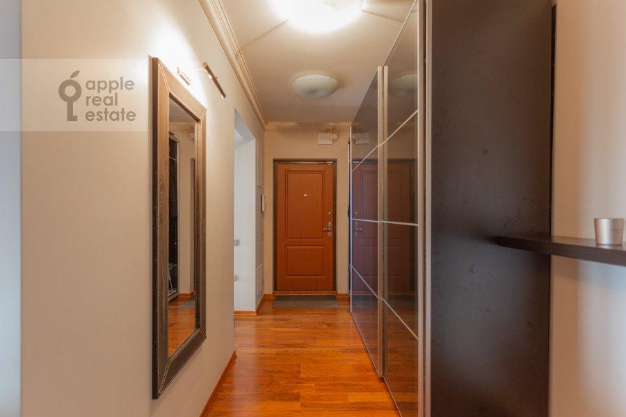 Corridor of the 2-room apartment at Novocheremushkinskaya ulitsa 34k1