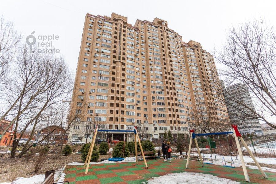Photo of the house of the 2-room apartment at Novocheremushkinskaya ulitsa 34k1