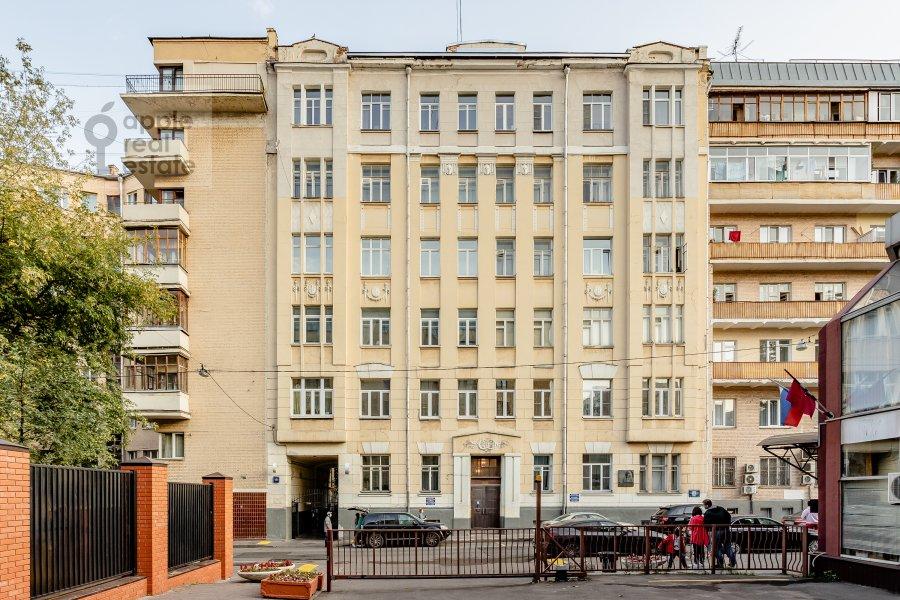 Фото дома 3-комнатной квартиры по адресу Сивцев Вражек пер. 21