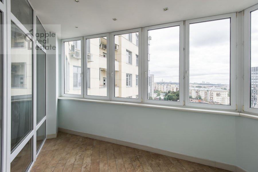 Балкон / Терраса / Лоджия в 3-комнатной квартире по адресу Шаболовка 10к1