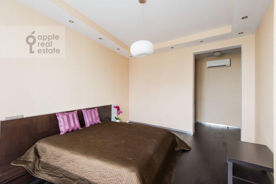 Спальня в 3-комнатной квартире по адресу Шаболовка 10к1