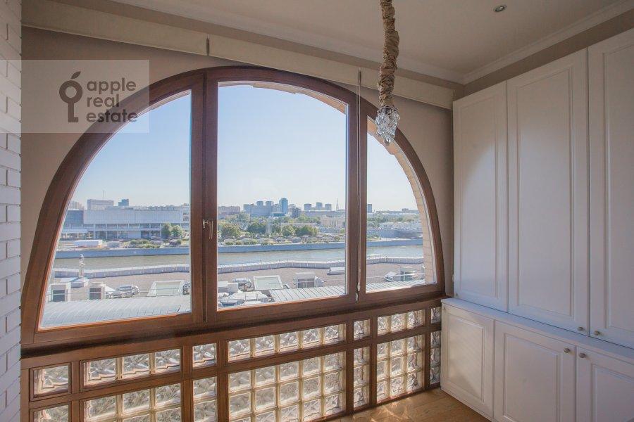 Балкон / Терраса / Лоджия в 3-комнатной квартире по адресу Хилков пер. 1