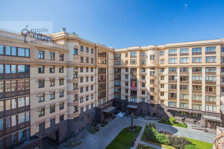 Фото дома 3-комнатной квартиры по адресу Хилков пер. 1