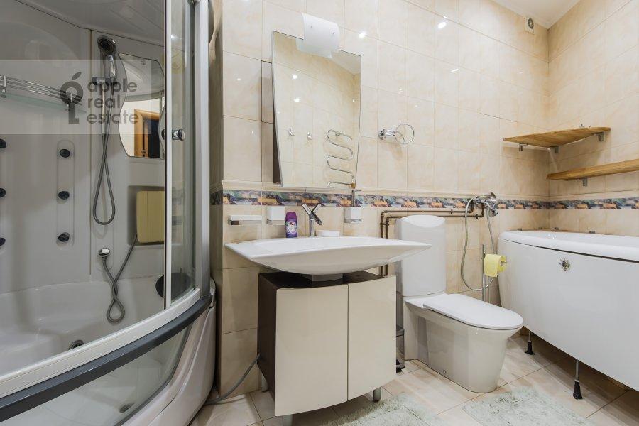 Санузел в 2-комнатной квартире по адресу Минская ул. 1Г