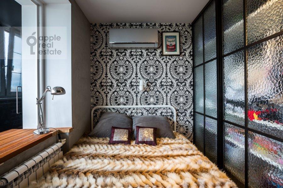Спальня в 1-комнатной квартире по адресу Полянка Большая ул. 28с1
