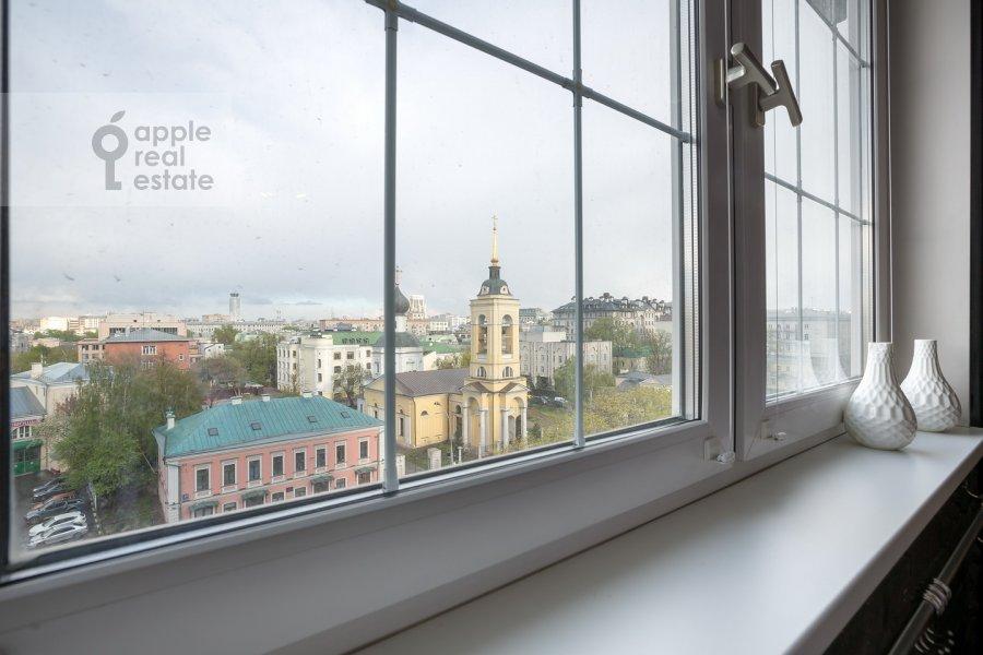 Балкон / Терраса / Лоджия в 1-комнатной квартире по адресу Полянка Большая ул. 28с1