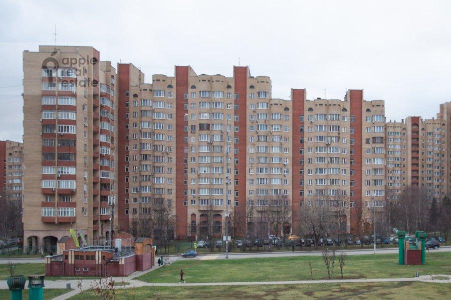 Фото дома 3-комнатной квартиры по адресу Гарибальди ул. 36