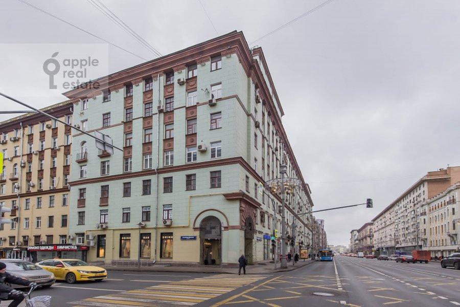 Фото дома 2-комнатной квартиры по адресу 1-я Тверская-Ямская ул. 13с1