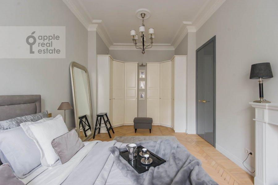 Спальня в 2-комнатной квартире по адресу 1-я Тверская-Ямская ул. 13с1