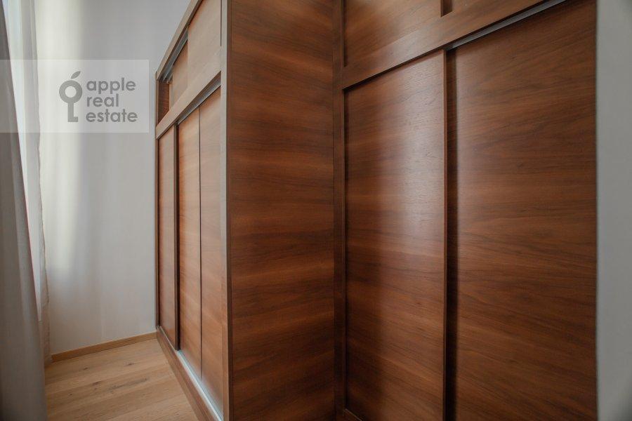 Walk-in closet / Laundry room / Storage room of the 3-room apartment at Myasnitskaya ul. 24/7s2