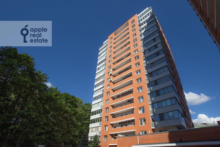 Фото дома 3-комнатной квартиры по адресу Звенигородская ул. 8к1