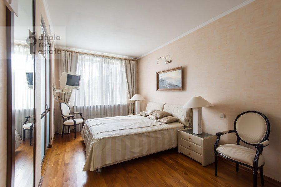 Спальня в 3-комнатной квартире по адресу Звенигородская ул. 8к1