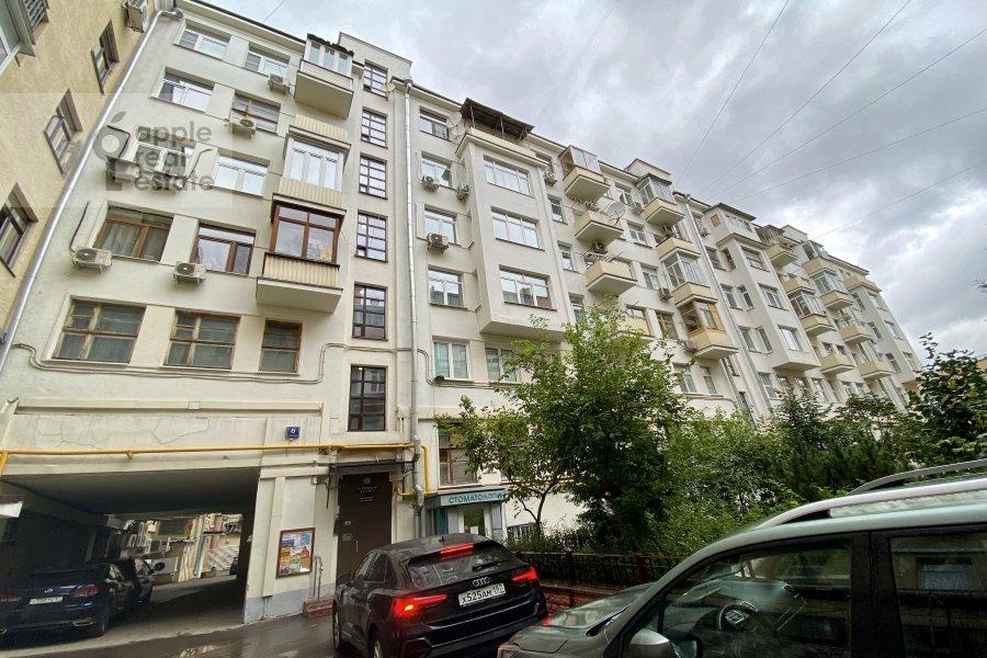 Фото дома 3-комнатной квартиры по адресу Тверская улица 6с3